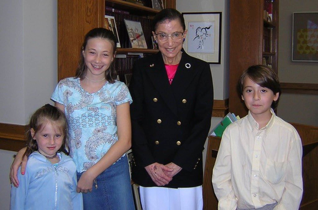 My 5-year-old asked Justice Ruth Bader Ginsburg, 'Have you ever made a mistake?' Here's her answer.