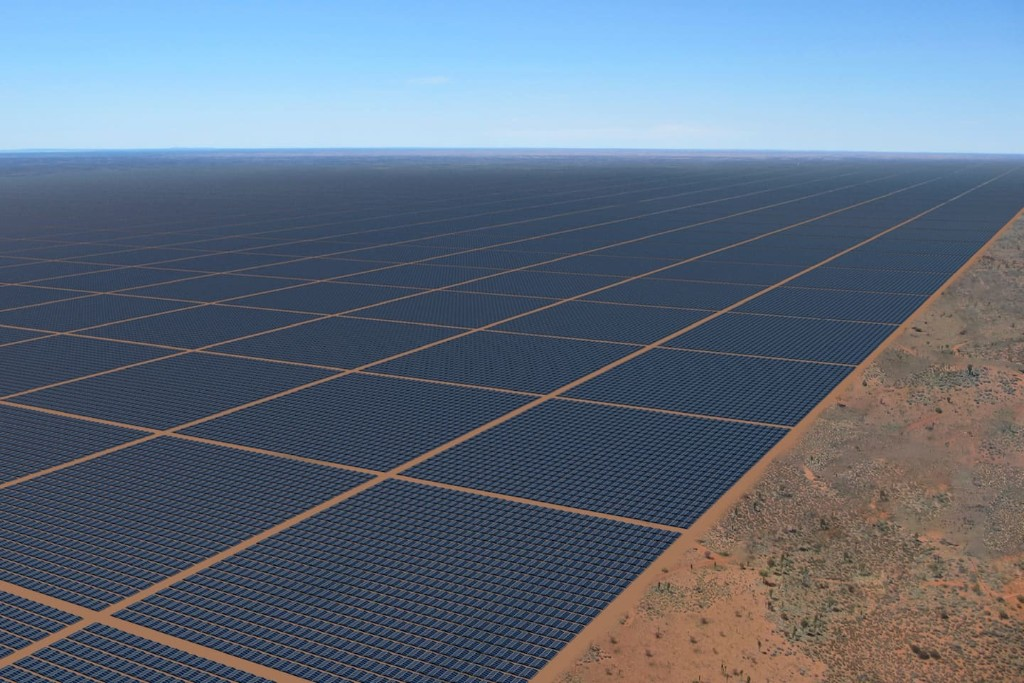 The $16 billion plan to beam Australia's Outback sun onto Asia's power grids
