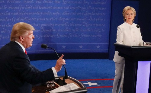 Trump campaign warns debate commission the president may not participate if process is not 'fair'