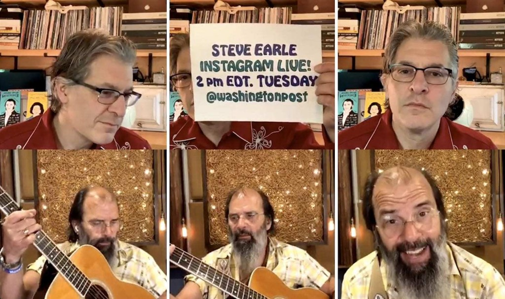 Q&A with musician Steve Earle: 'We have more in common with other human beings than we think'