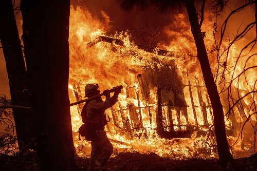 Major Trump administration climate report says damages are 'intensifying across the country'