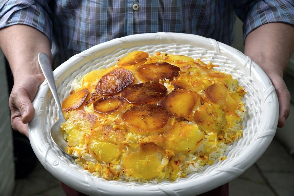 With Persian tahdig — the fluffy-rice, crispy-bottom classic — practice makes perfect