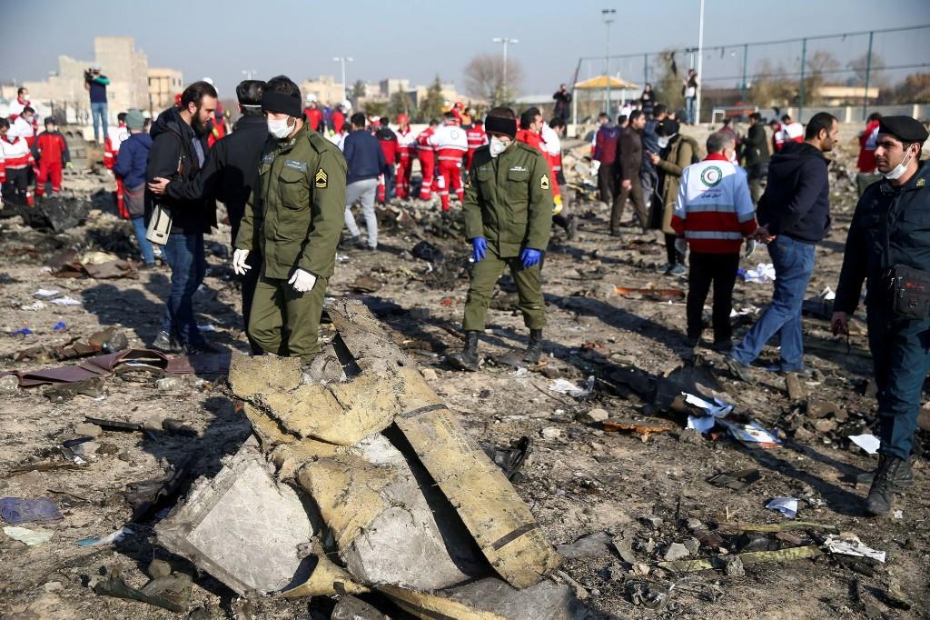 Misaligned radar responsible for downing of Ukrainian passenger jet, Iran says