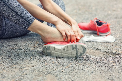 The strength, mobility and health of your feet is important to your whole body