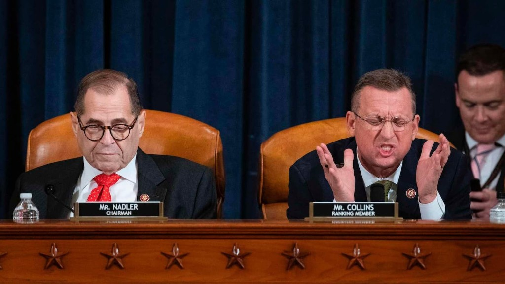 6 takeaways from the marathon impeachment vote in the Judiciary Committee