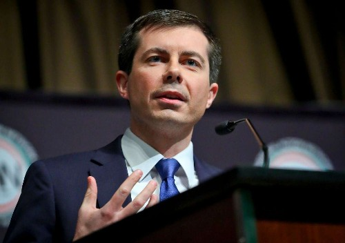 Pete Buttigieg is pushing back on Mike Pence and a Christianity that does not support LGBT rights