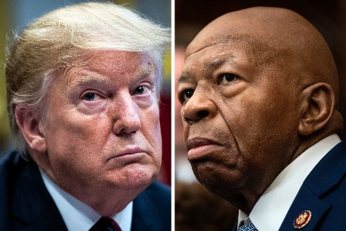 #WeAreBaltimore: Maryland denounces Trump attacks on Baltimore, Cummings