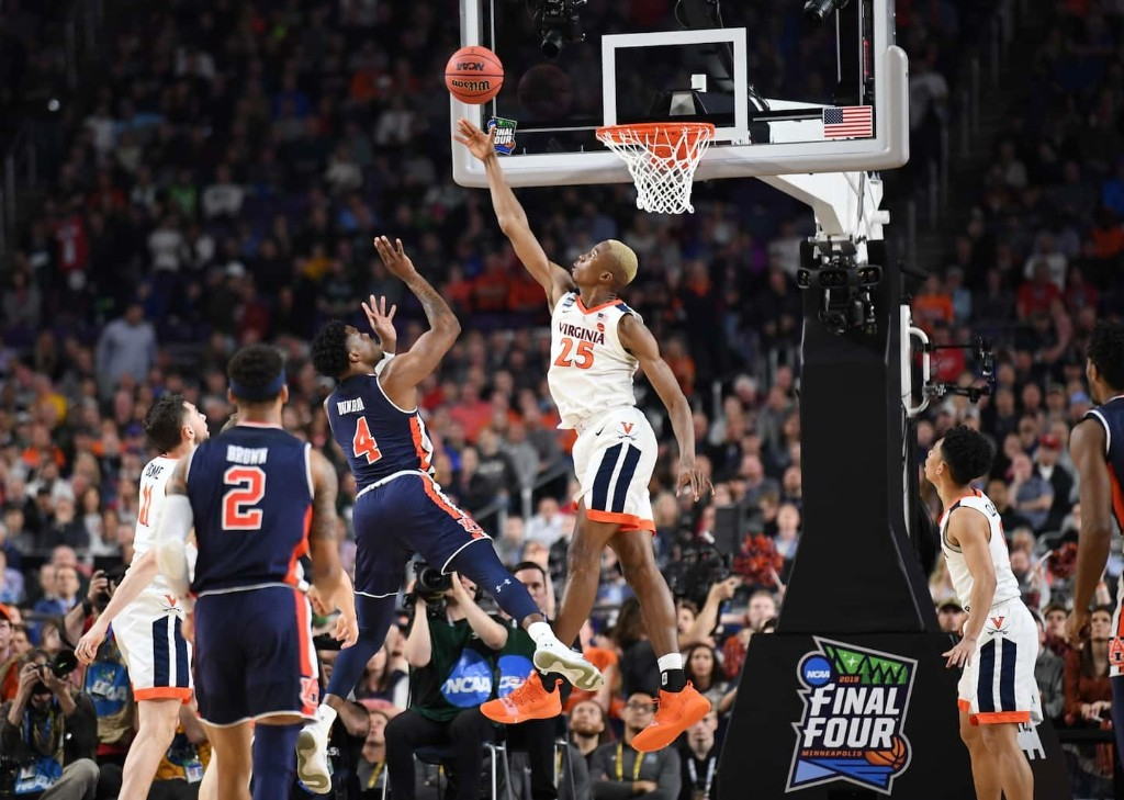 Virginia and Texas Tech are bringing old school to the national championship game
