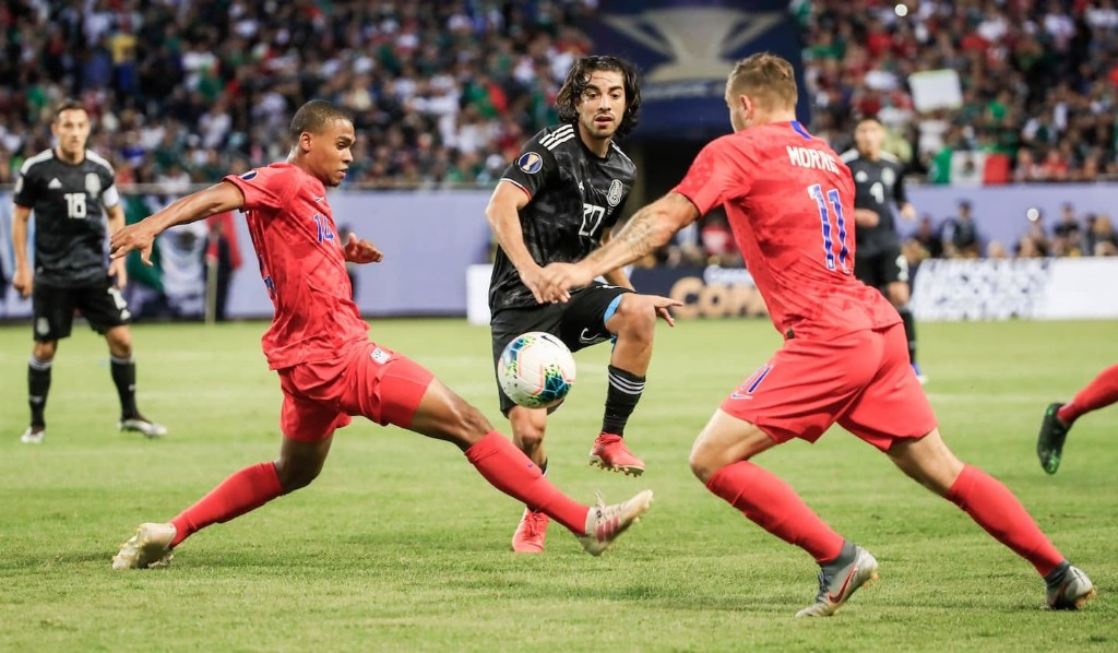 U.S. men miss chance at breakthrough win, fall to Mexico in Gold Cup final