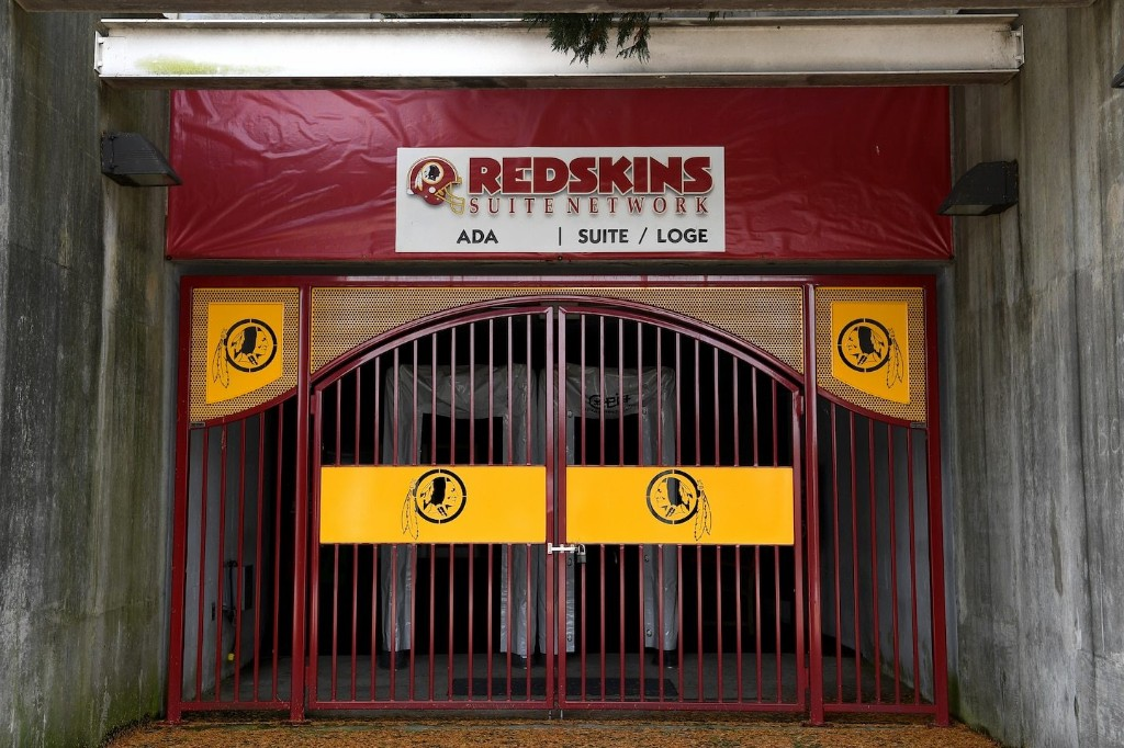 Washington's NFL team is retiring the Redskins name; new name to come later