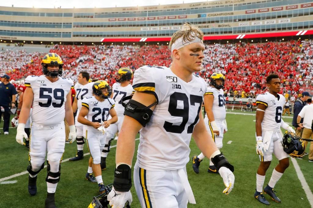Week 4 winners and losers in college football