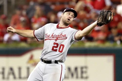 No Bryce Harper deal, but Nationals trade Daniel Murphy to Cubs, Matt Adams to Cardinals