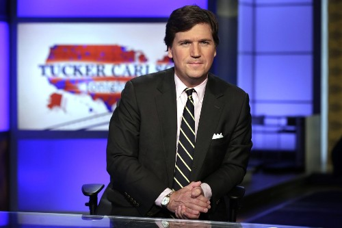Tucker Carlson is willing to overlook Trump's personality because of his nationalist rhetoric