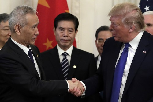 Why Trump caved on China