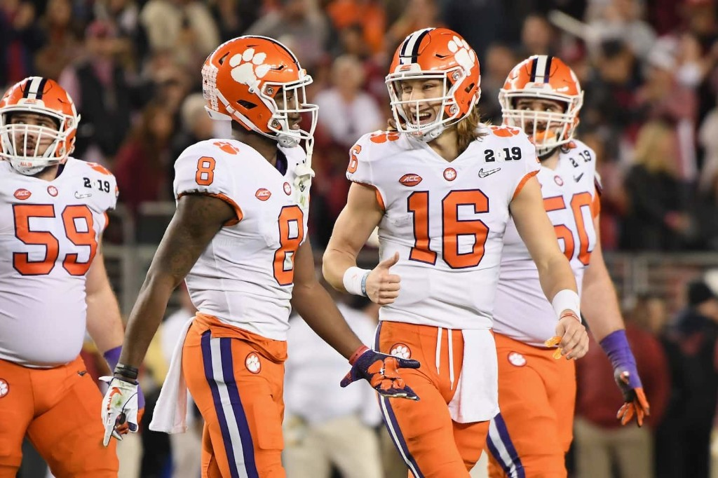 Clemson stars Trevor Lawrence and Justyn Ross are 19. That should scare a lot of people.