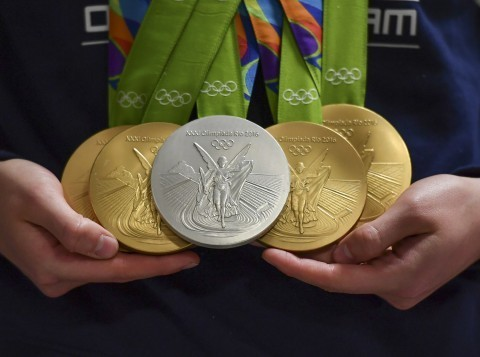 Olympics  - cover