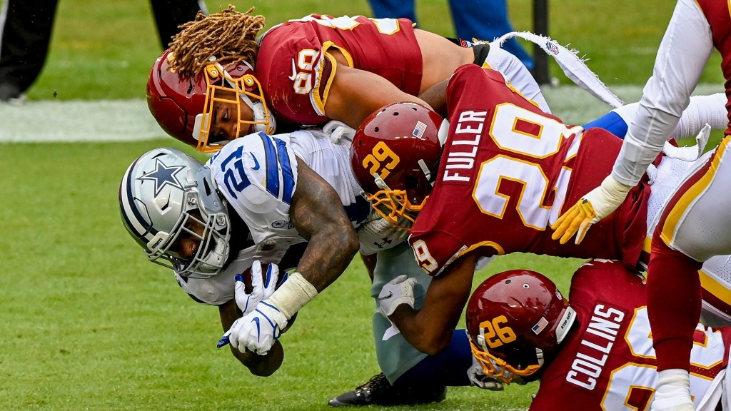 Washington football Week 12 preview: Setting up another Thanksgiving date with the Cowboys