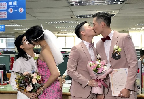 How Taiwan is using same-sex marriage to assert its national identity