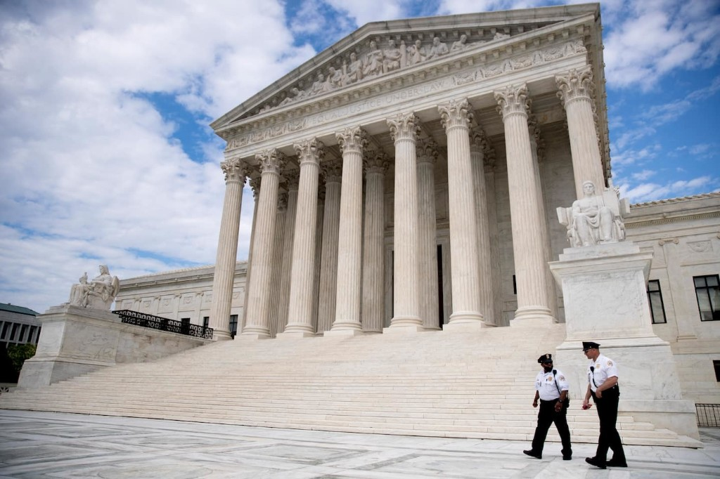 Supreme Court, in rare late-night ruling, says California may enforce certain restrictions on religious gatherings