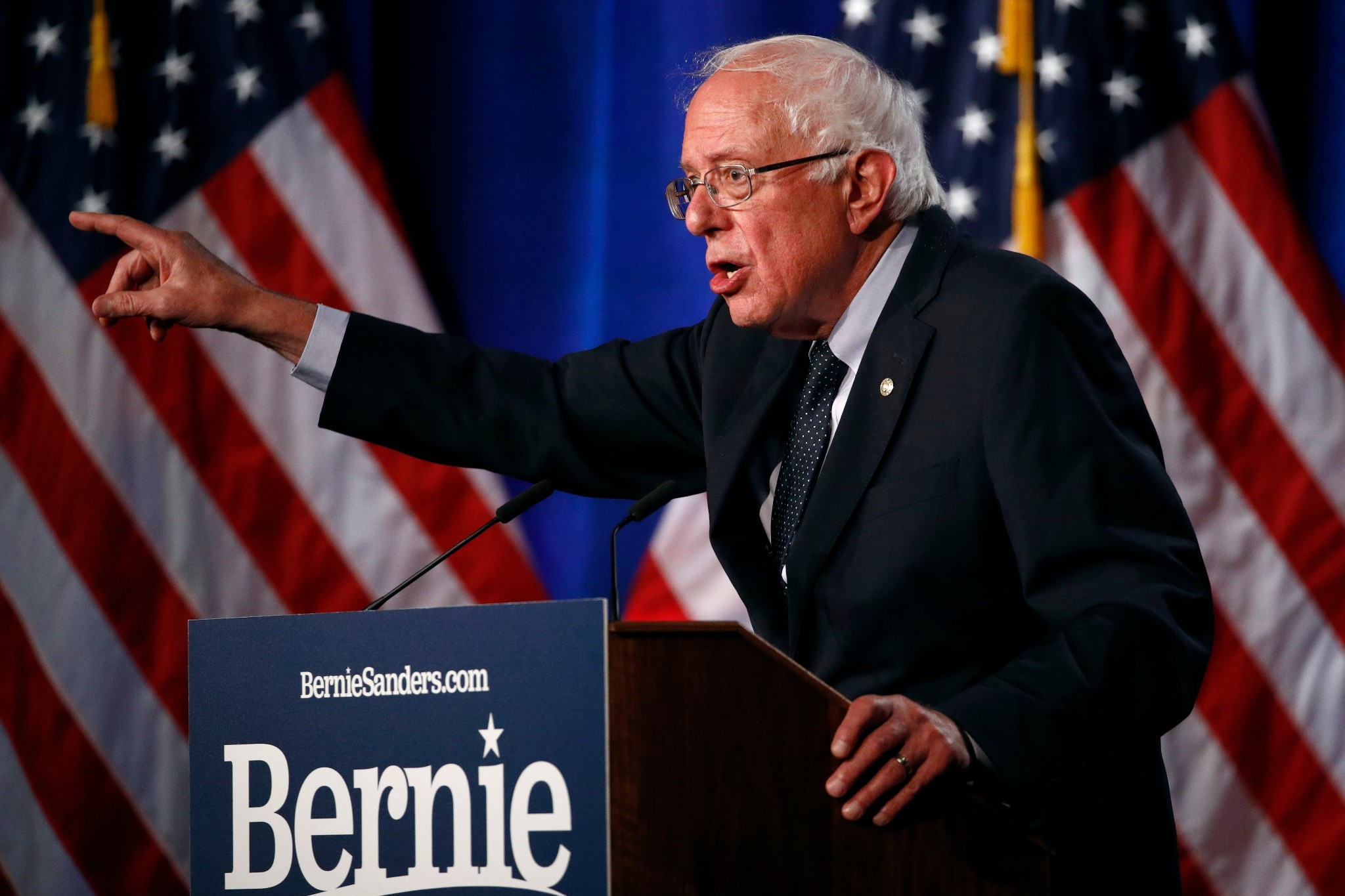 2020 Spotlight: Bernie Sanders