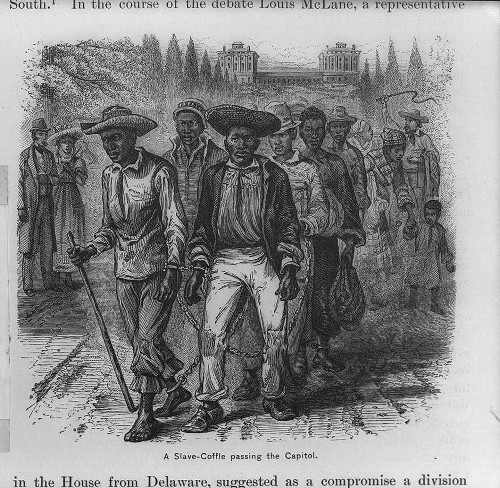 The enslaved people who built and staffed the White House: An afterthought no more