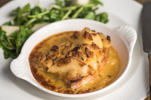 A centuries-old dish could satisfy your cheesy, comfort-food craving right now