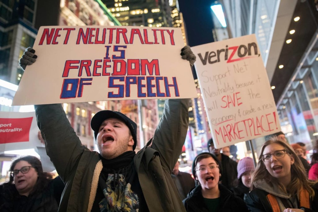 Appeals court ruling upholds FCC's canceling of net neutrality rules