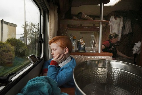 What it is like inside a tightknit, reclusive community of Irish Travellers