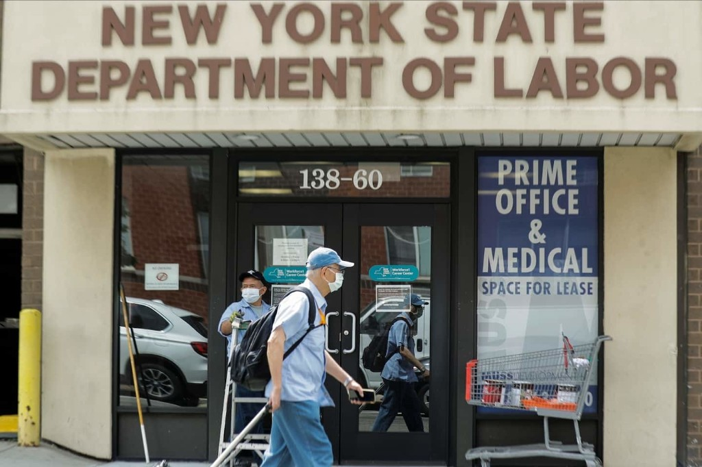 Another 1.3 million people applied for new jobless benefits last week as the pandemic's toll on the economy continued