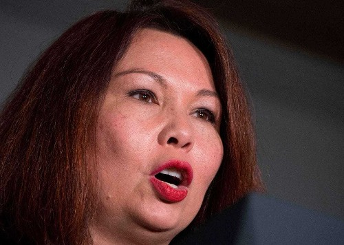 Tammy Duckworth will be the Senate's first new mom, but she already has a record of blazing trails