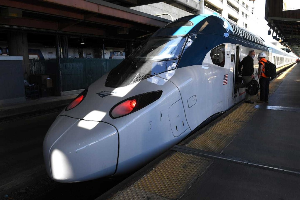 In crisis, Amtrak is focused on testing and training for new trains to debut in 2021