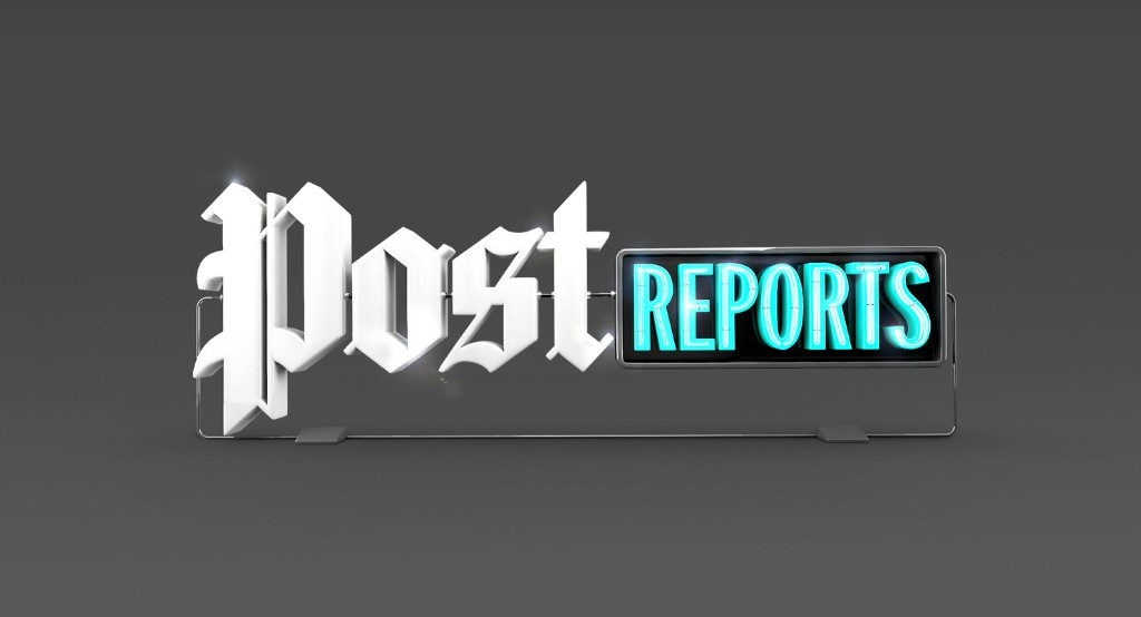 Post Reports podcast - Magazine cover