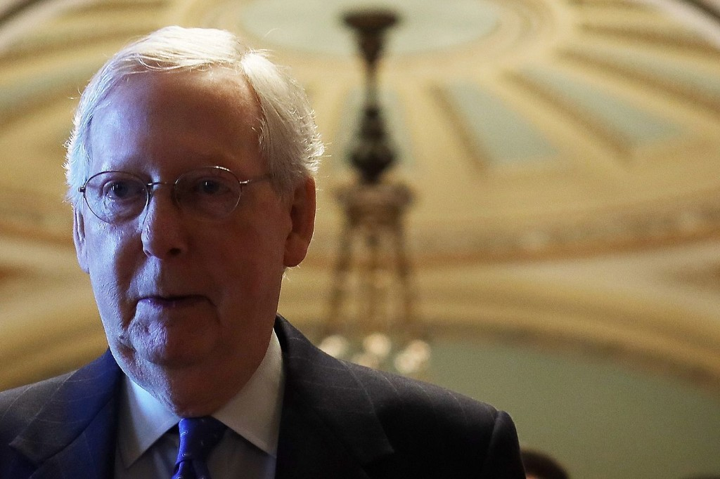 History is watching Senate Republicans