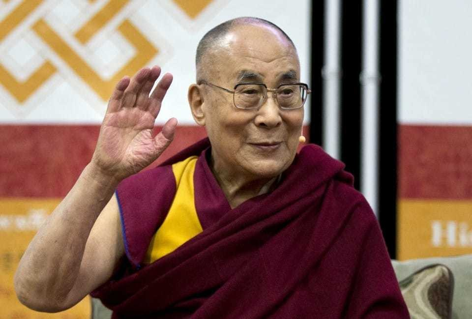 The Dalai Lama speaks on Trump and 'America first'