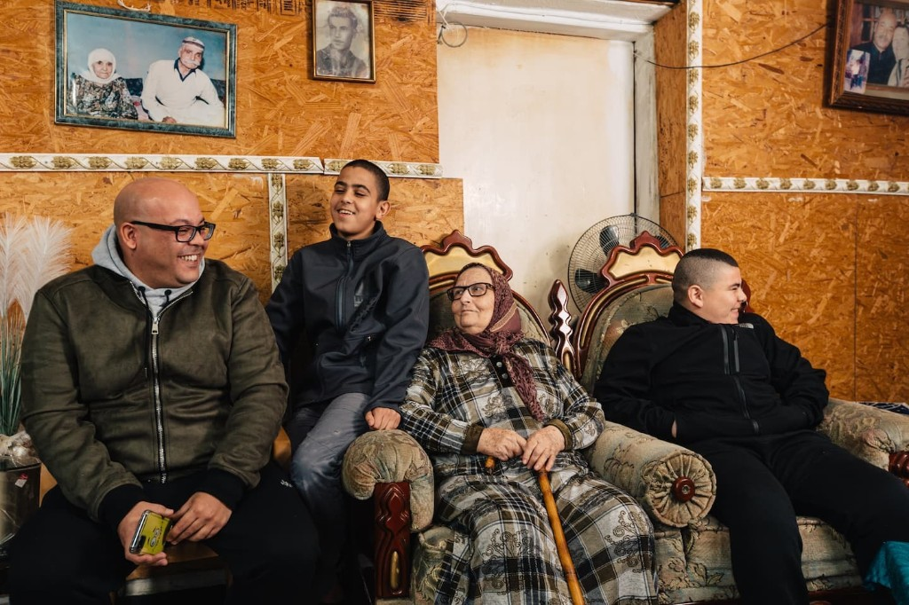 How Helene, a Jewish Holocaust survivor, became Leila, the matriarch of a Palestinian Muslim clan