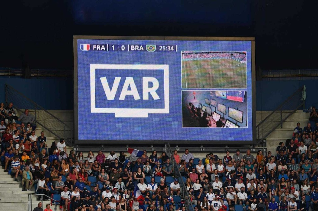 VAR is working at World Cup, FIFA says. That's not wrong, but it could work better.