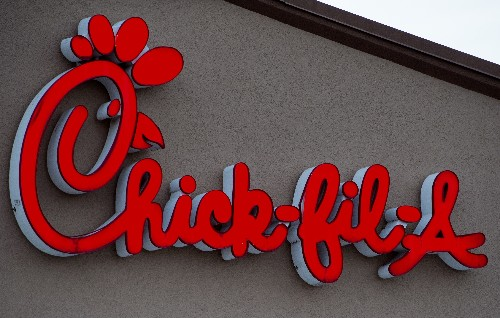 Days after opening its first U.K. restaurant, Chick-fil-A announces the location will close