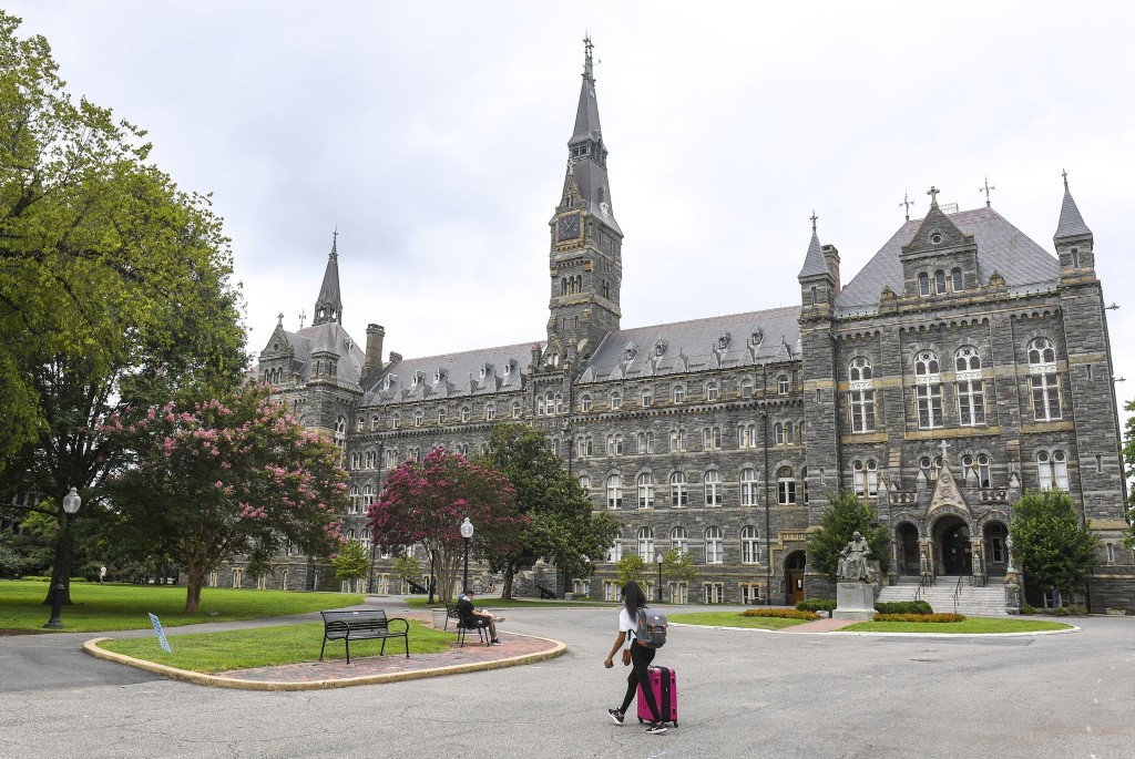 Georgetown University to power campus with electricity from solar plants