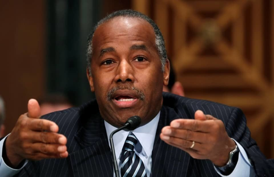 HUD Secretary Ben Carson to propose raising rent for low-income Americans receiving federal housing subsidies