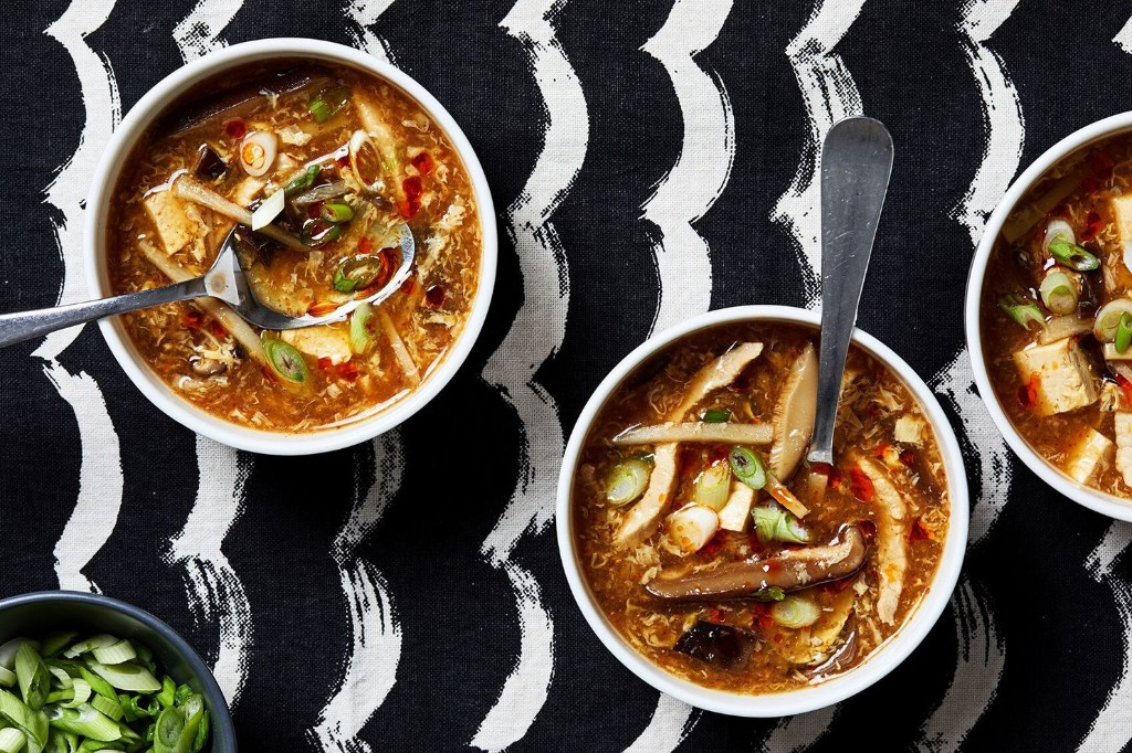 This hot-and-sour soup recipe is a cure-all for cold (and have-a-cold) days