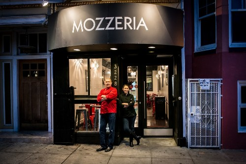 She proved them wrong: A deaf couple is opening a pizzeria in D.C. with all deaf employees