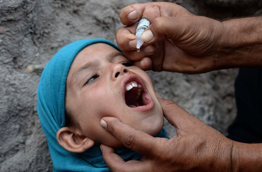 The end of polio in Africa?