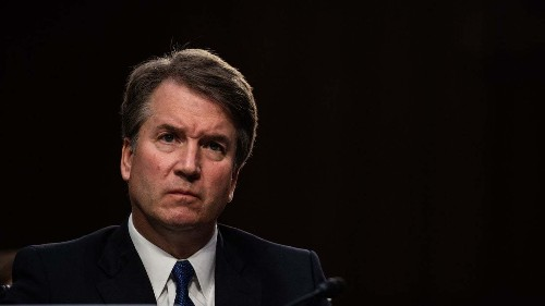 The Kavanaugh vote is bigger than politics