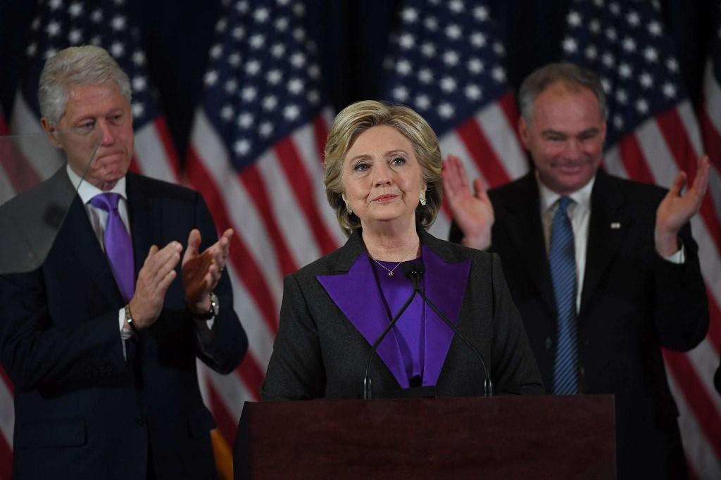 Hillary Clinton, America's scapegoat