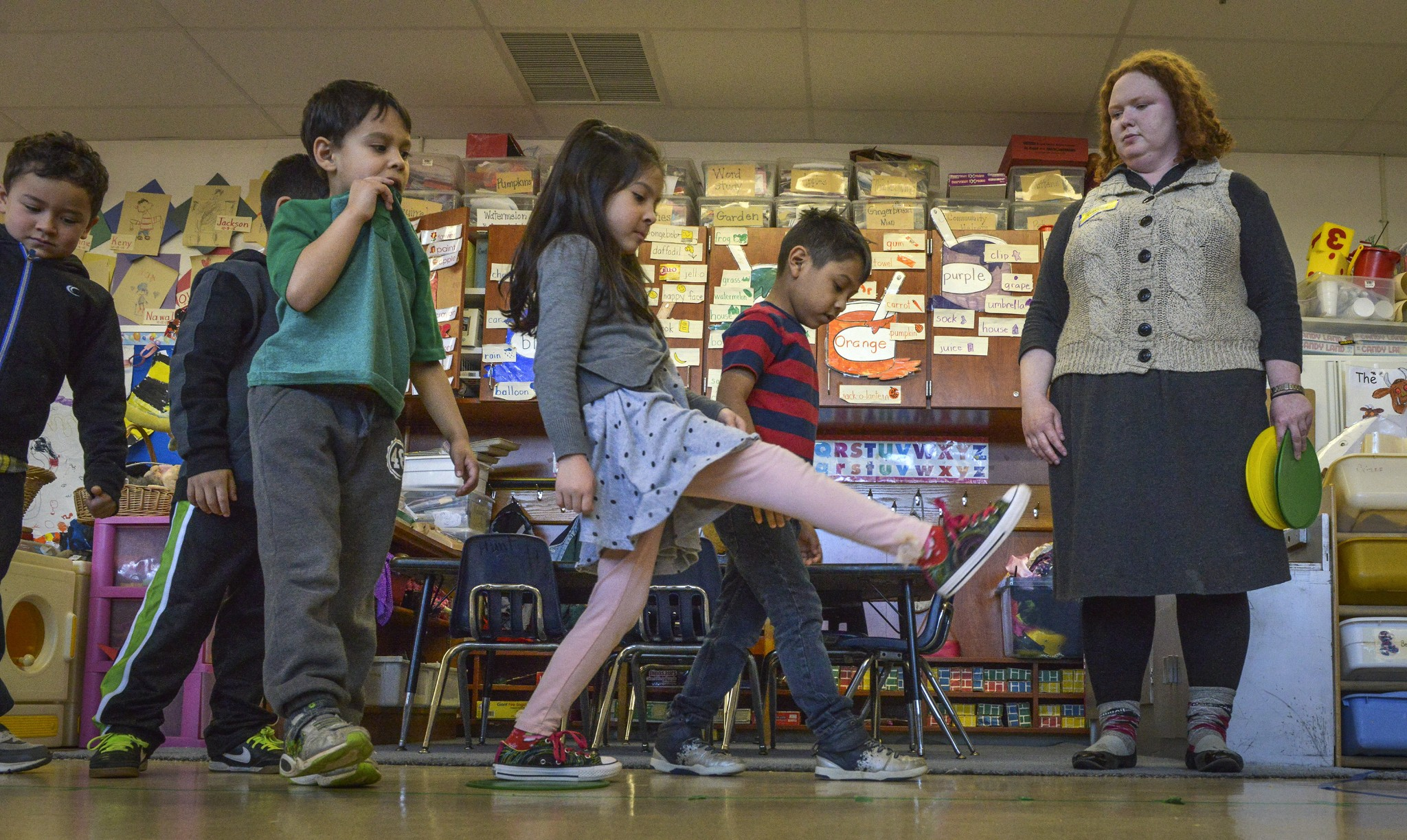 Teachers are using theater and dance to teach math — and it's working
