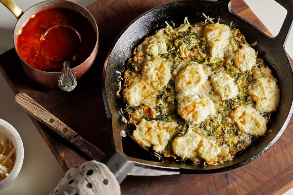 Frittata Affogata alle Lasagne - The Washington Post