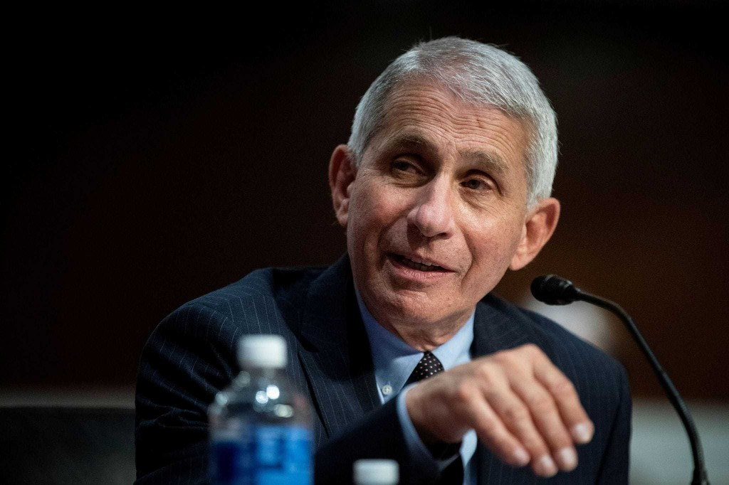 Trump and his minions are trying to destroy Fauci. No wonder the U.S. is doing so poorly.