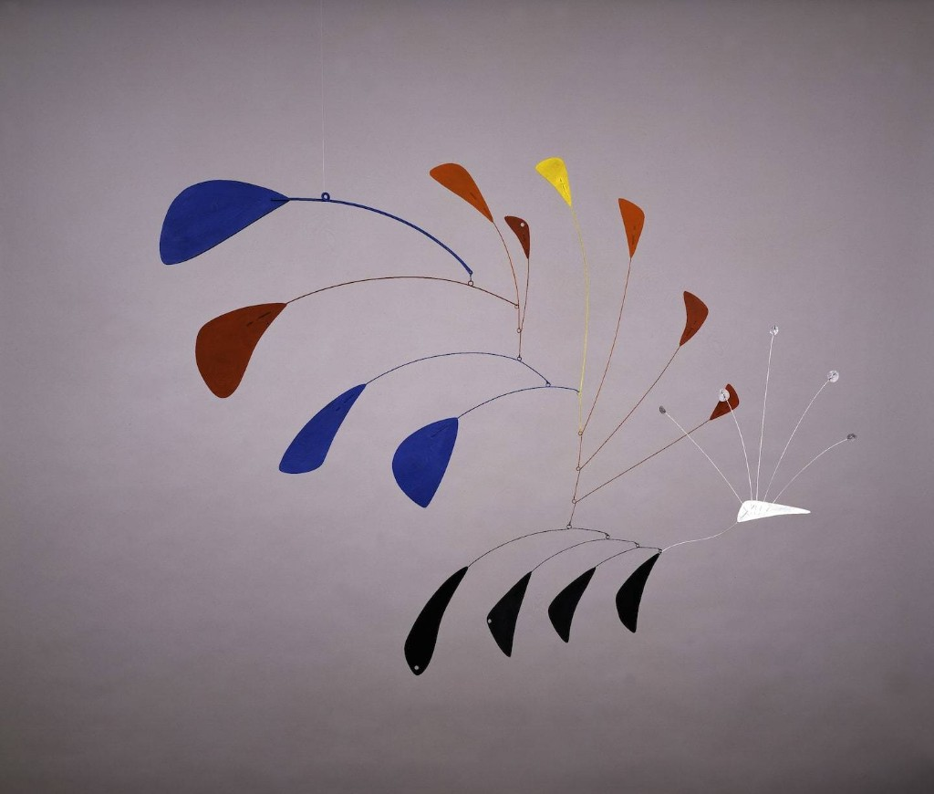 'Calder: The Conquest of Space' paints a stunning portrait of an ever-evolving artist