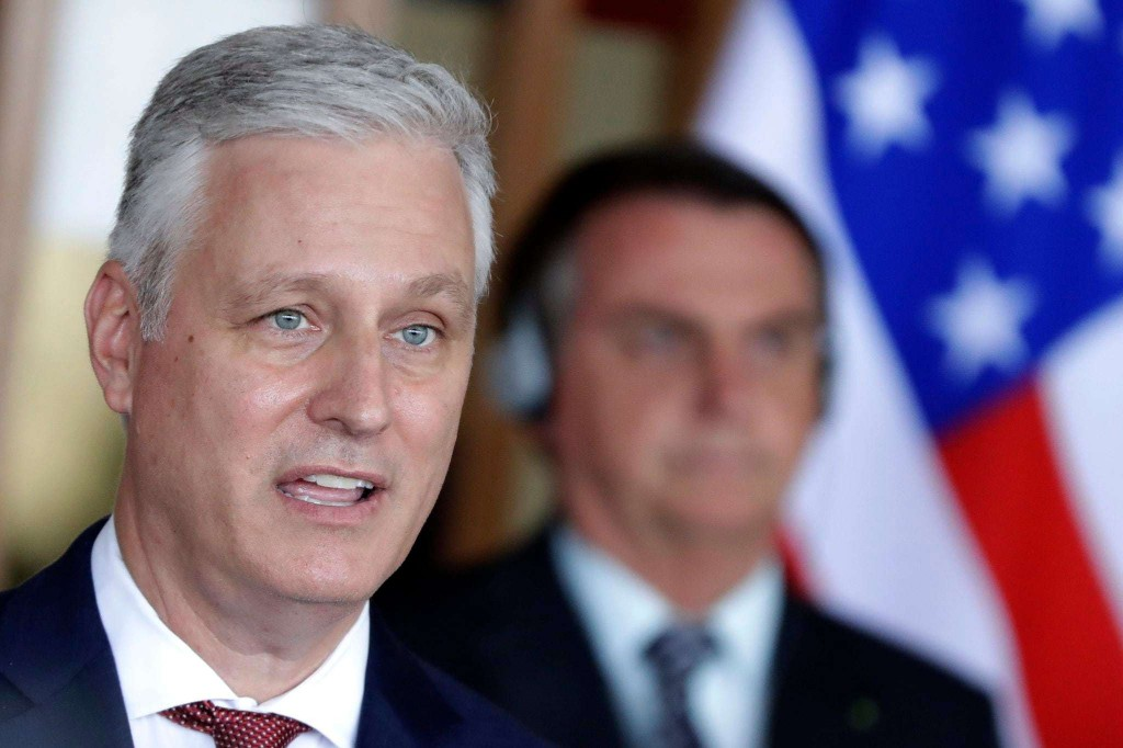 Trump stumps in three states as Biden visits Georgia