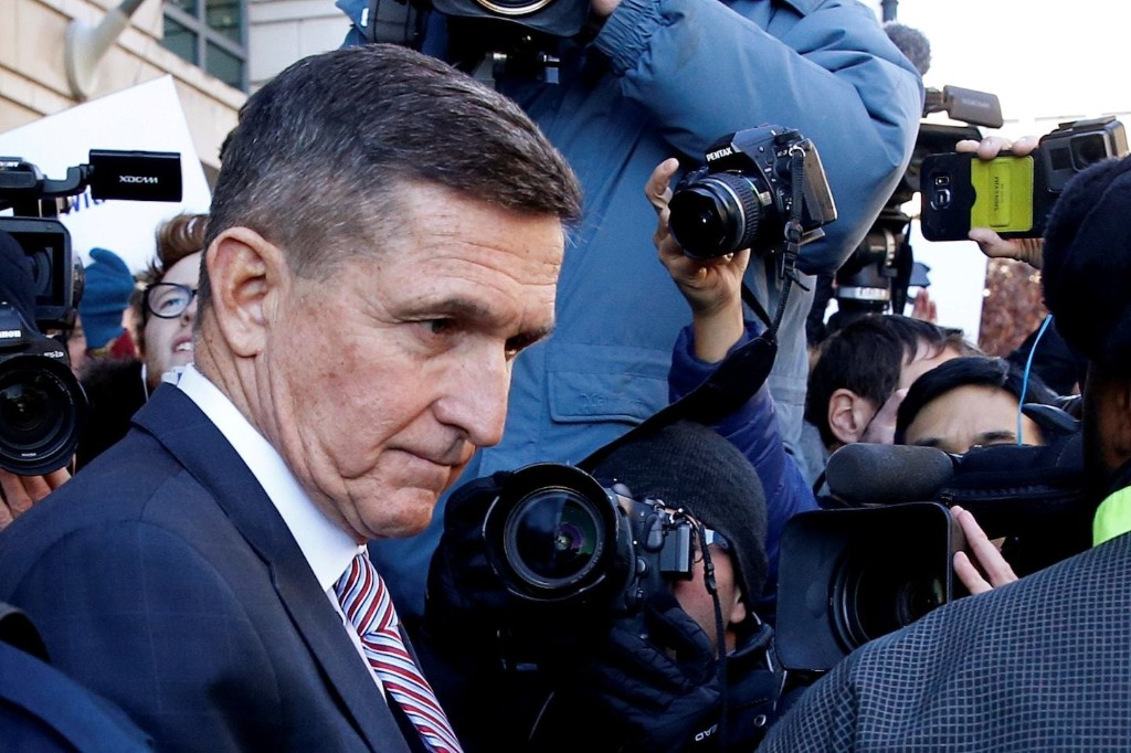 Judge Sullivan is handling the Flynn case just fine